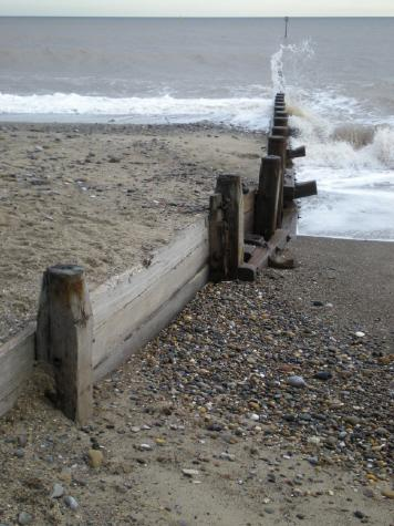 Hornsea south: 17 September 2011