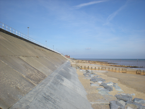 Withernsea south: 24 September 2011