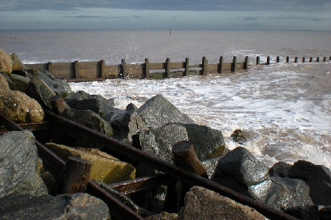 Hornsea south (2): 17 September 2011